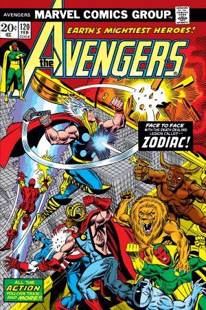 Avengers (1963) #120