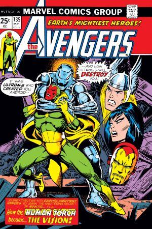 Avengers (1963) #135