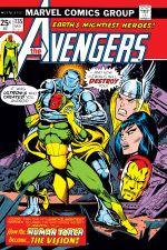Avengers (1963) #135 cover