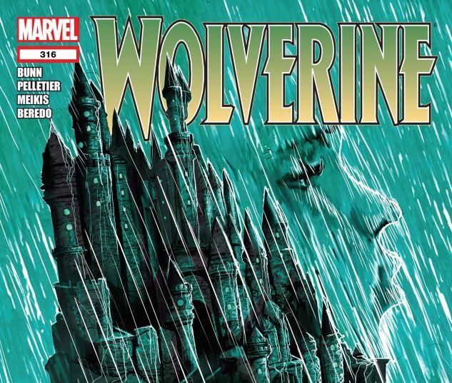 WOLVERINE (2010) #316