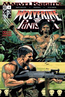 Wolverine/Punisher (2004) #5