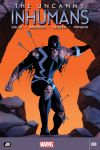 cover from Uncanny Inhumans (2015)