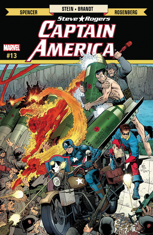 Captain America: Steve Rogers (2016) #13