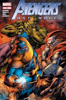 Avengers Assemble (2012) #8