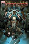 INVINCIBLE IRON MAN (2008) #28