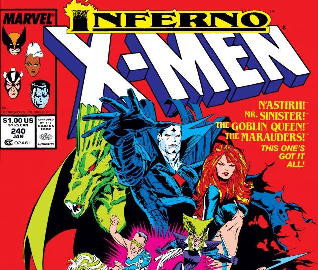 Uncanny X-Men (1963) #240