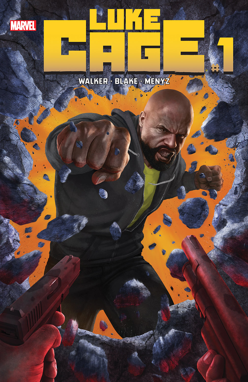 Luke Cage (2017) #1