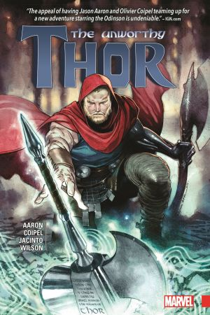 The Unworthy Thor (Trade Paperback)