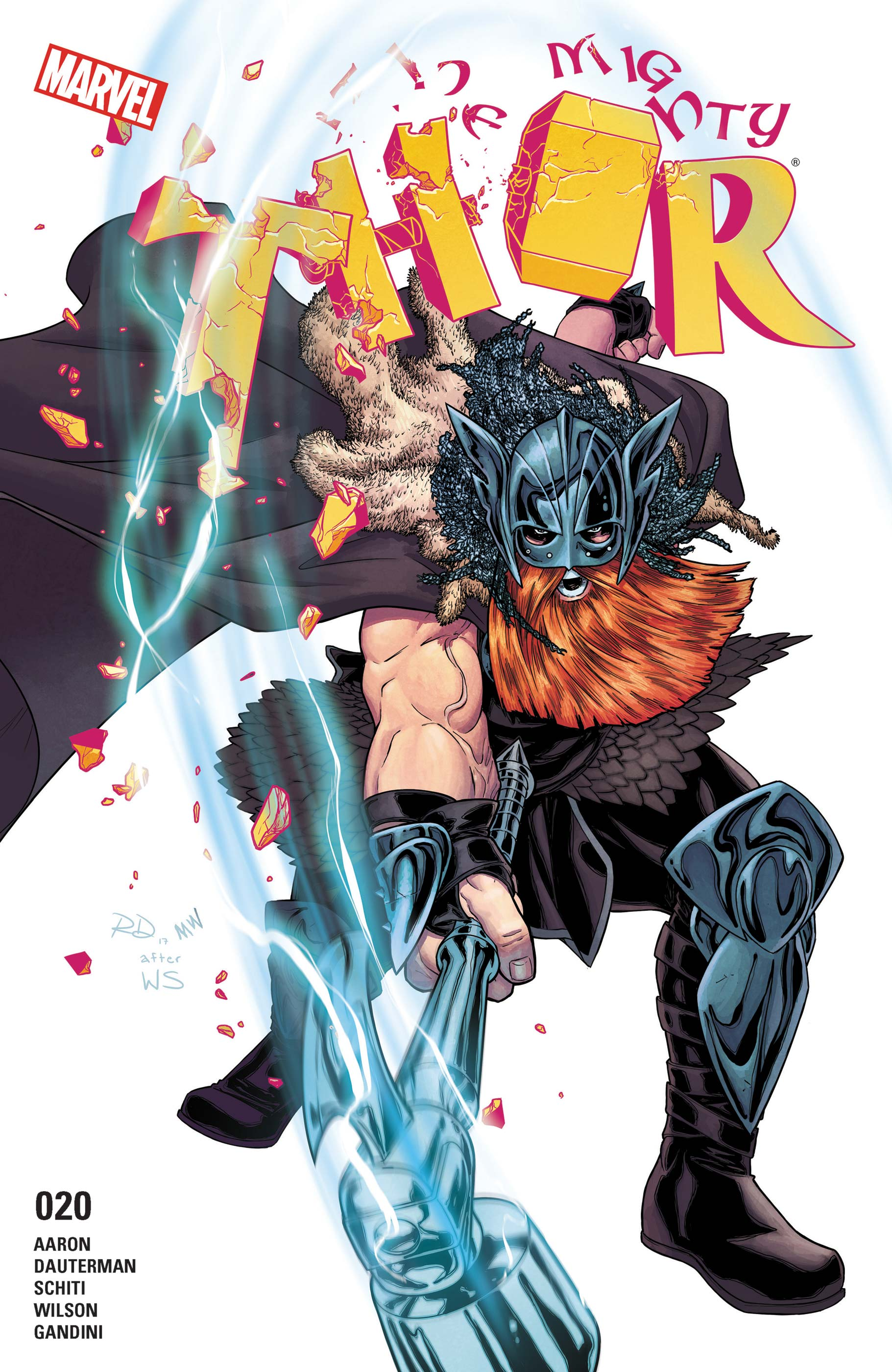 Mighty Thor (2015) #20