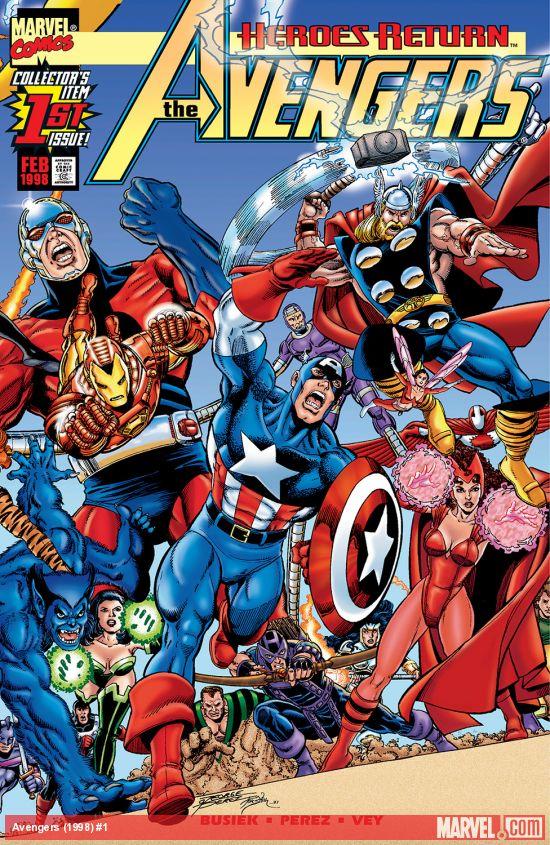 Avengers (1998) #1