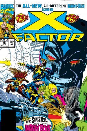 X-Factor (1986) #75