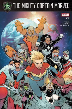 The Mighty Captain Marvel #7