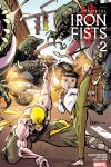 Iron Fists: CMX Digital Comic (2017) #2
