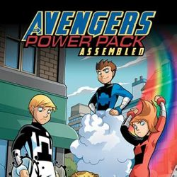 Avengers and Power Pack