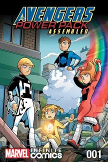 Avengers and Power Pack #1