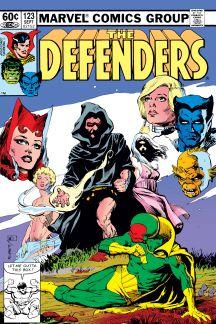 Defenders (1972) #123