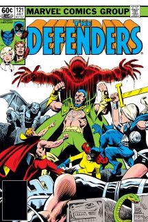 Defenders #121