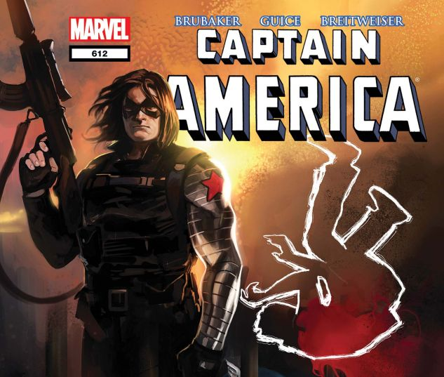 Captain America (2004) #612