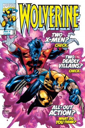 Wolverine (1988) #140