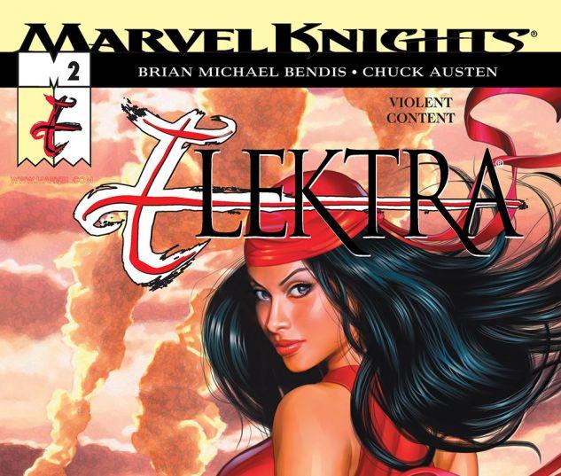 Elektra (2001) #2
