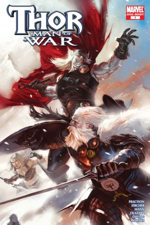Thor: Man of War #1