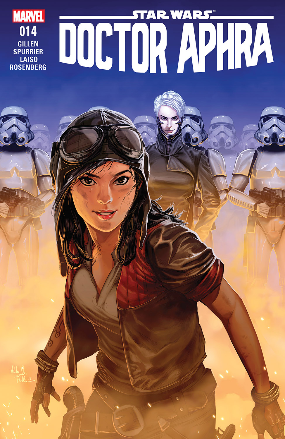 Star Wars: Doctor Aphra (2016) #14