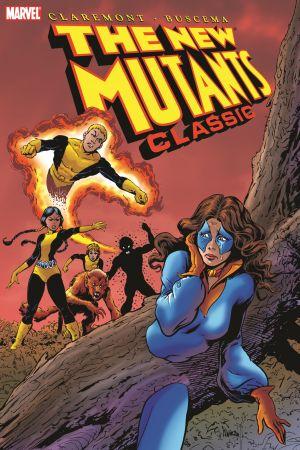 New Mutants Classic Vol. 2 (Trade Paperback)