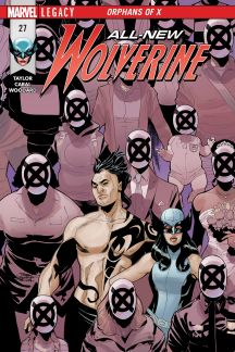 All-New Wolverine (2015) #27