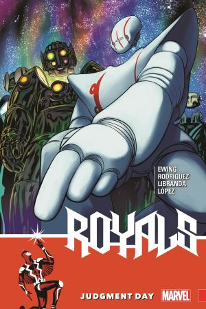 Royals Vol. 2: Judgment Day (Trade Paperback)