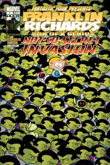Franklin Richards: Not-so-Secret Invasion #1