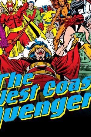 West Coast Avengers (1985 - 1994)