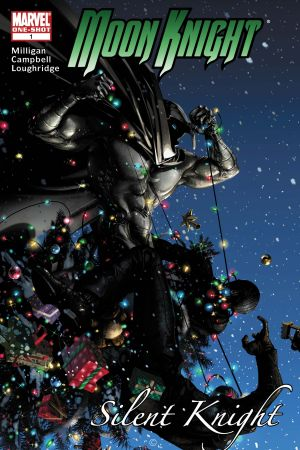Moon Knight: Silent Knight (2008) #1