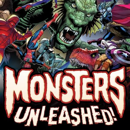 Monsters Unleashed (2017A)