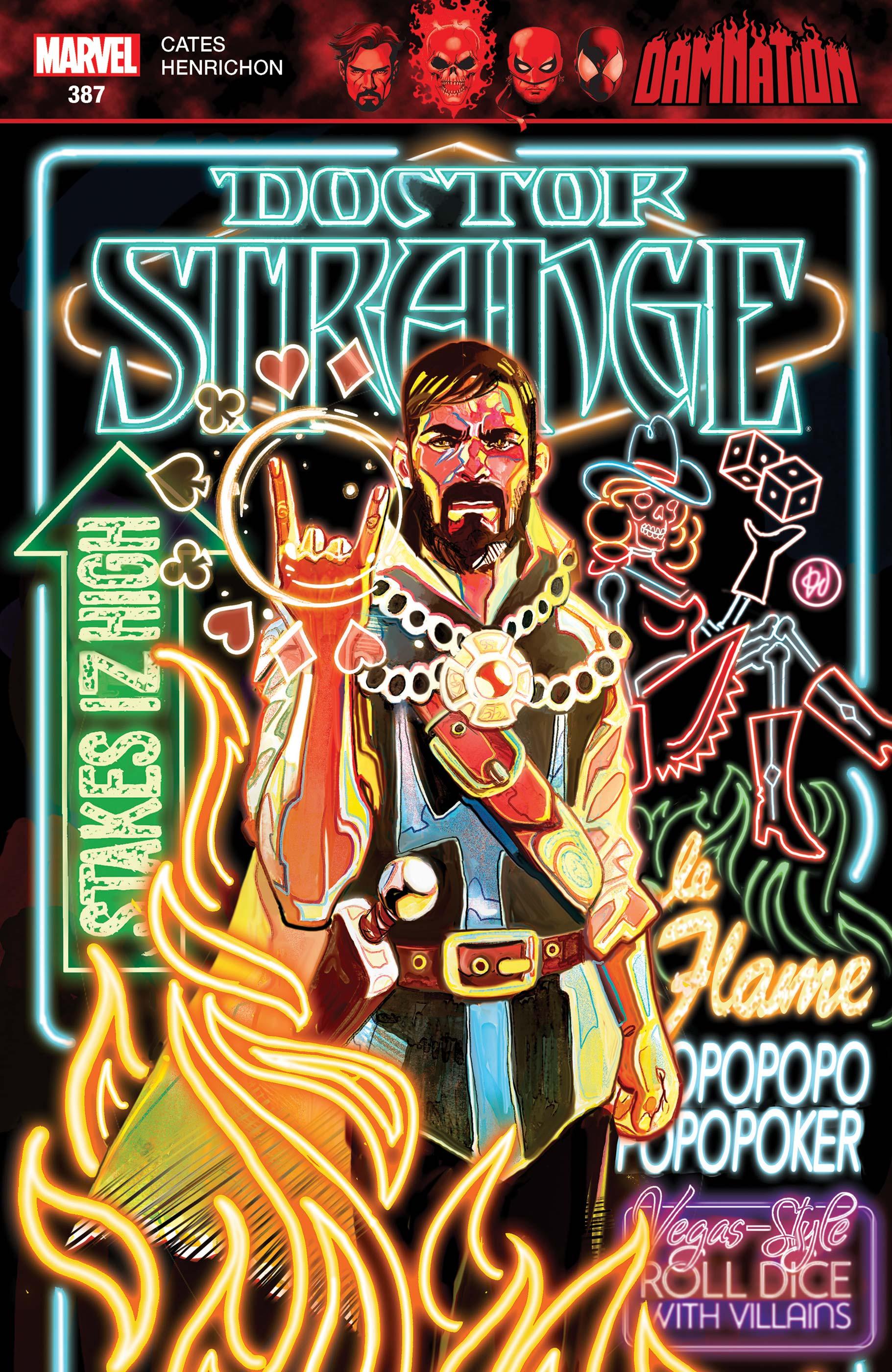Doctor Strange (2015) #387