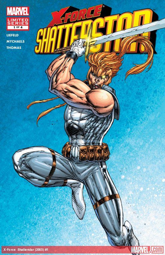 X-Force: Shatterstar (2005) #1