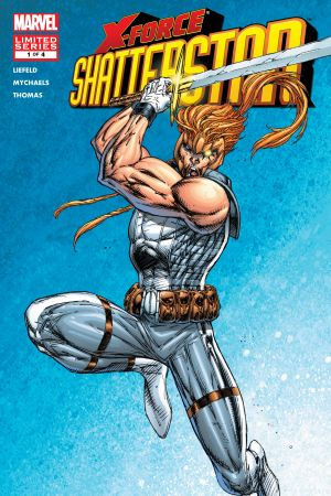 X-Force: Shatterstar #1