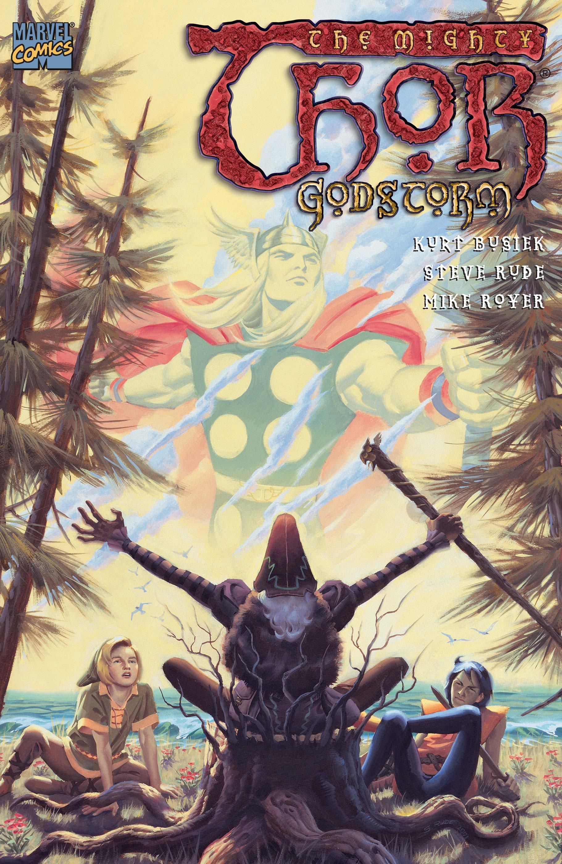 Thor: Godstorm (2001) #1
