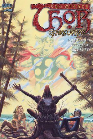 Thor: Godstorm #1