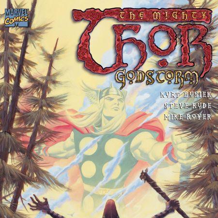 Thor: Godstorm (2001 - 2002)