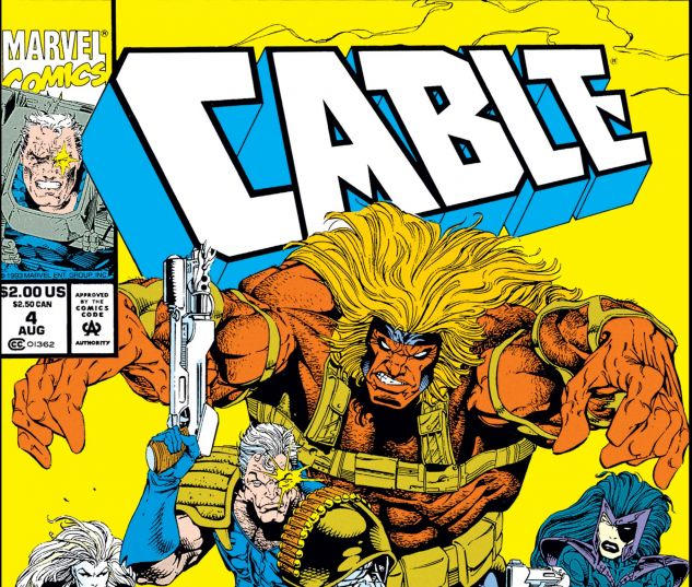 CABLE (1993) #4