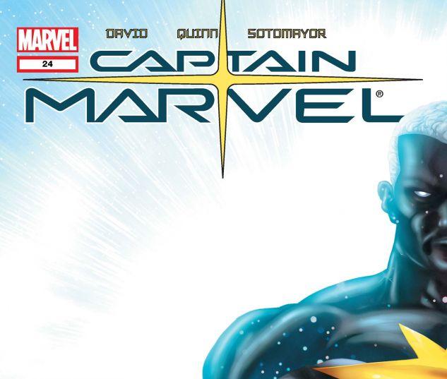 Captain Marvel (2002) #24