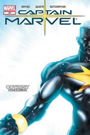 Captain Marvel (2002) #24