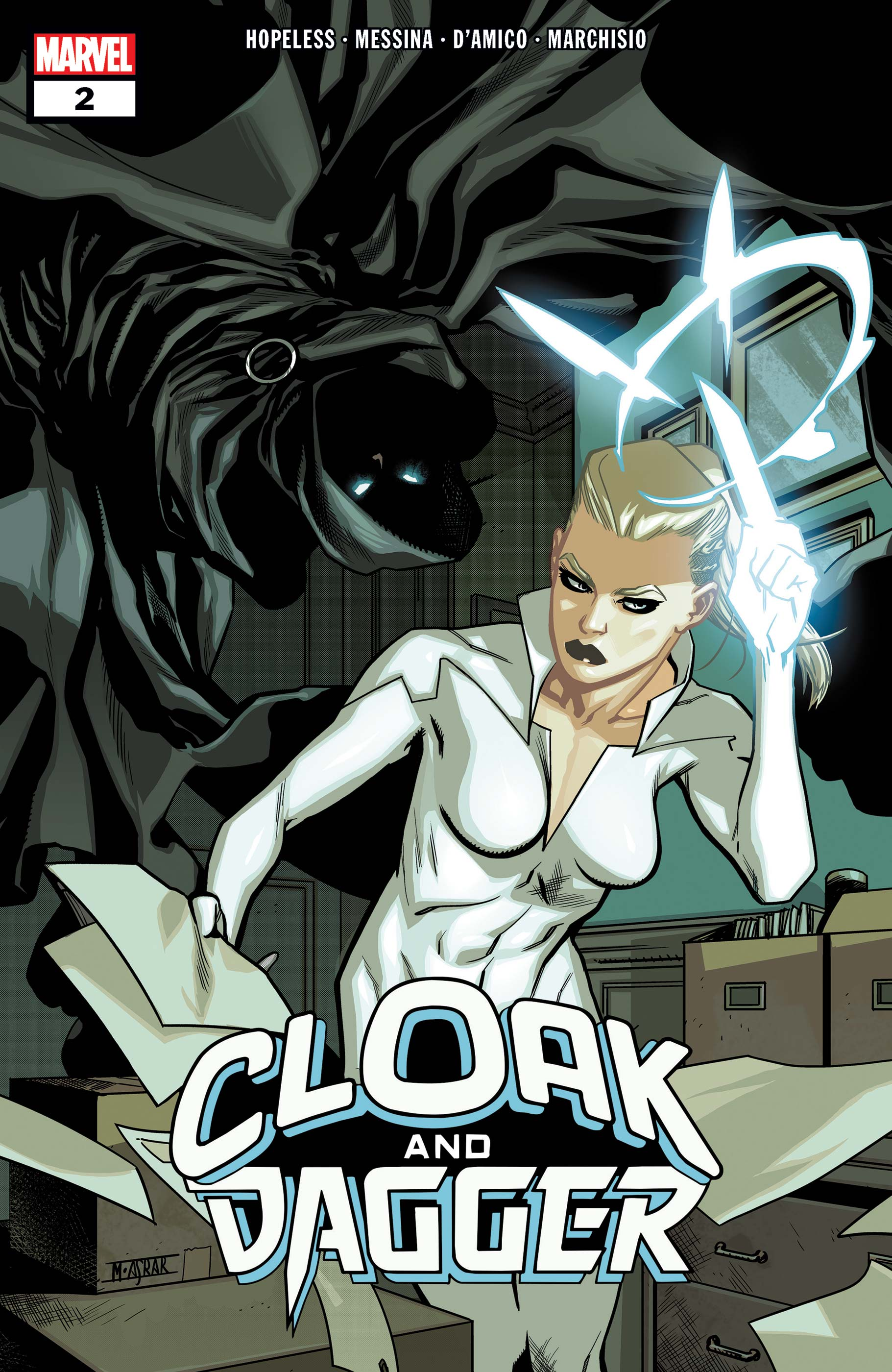 Cloak and Dagger (2018) #2