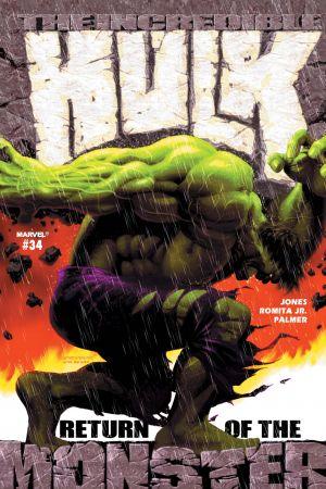 Hulk (1999) #34