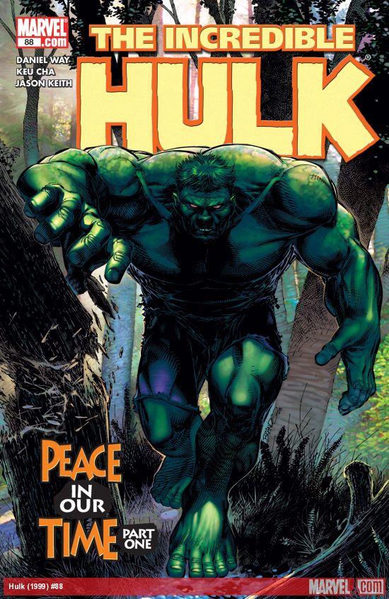 Incredible Hulk (1999) #88