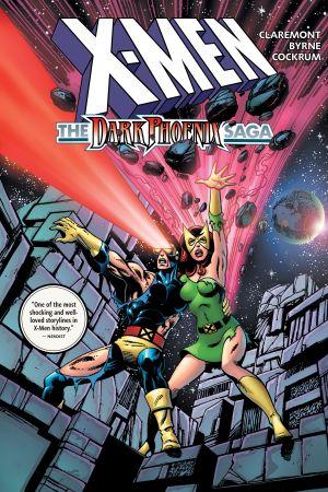 X-Men: Dark Phoenix Saga Omnibus (Hardcover)