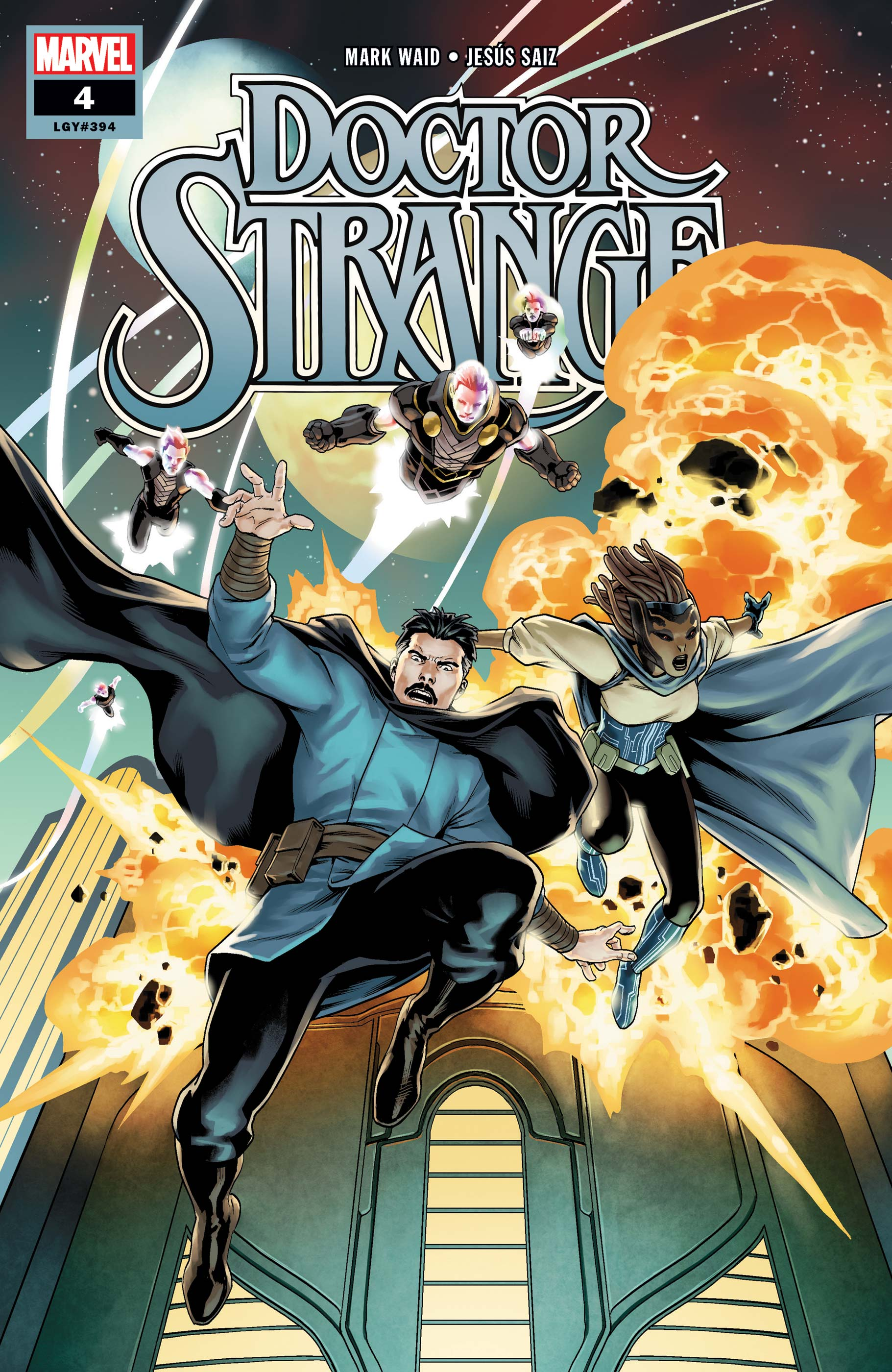 Doctor Strange (2018) #4