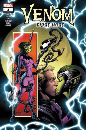 Venom: First Host (2018) #3