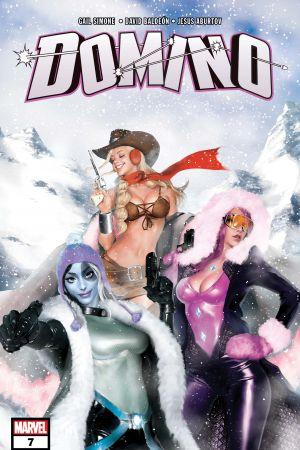 Domino (2018) #7