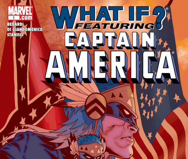 WHAT IF? Captain America (2005) #1